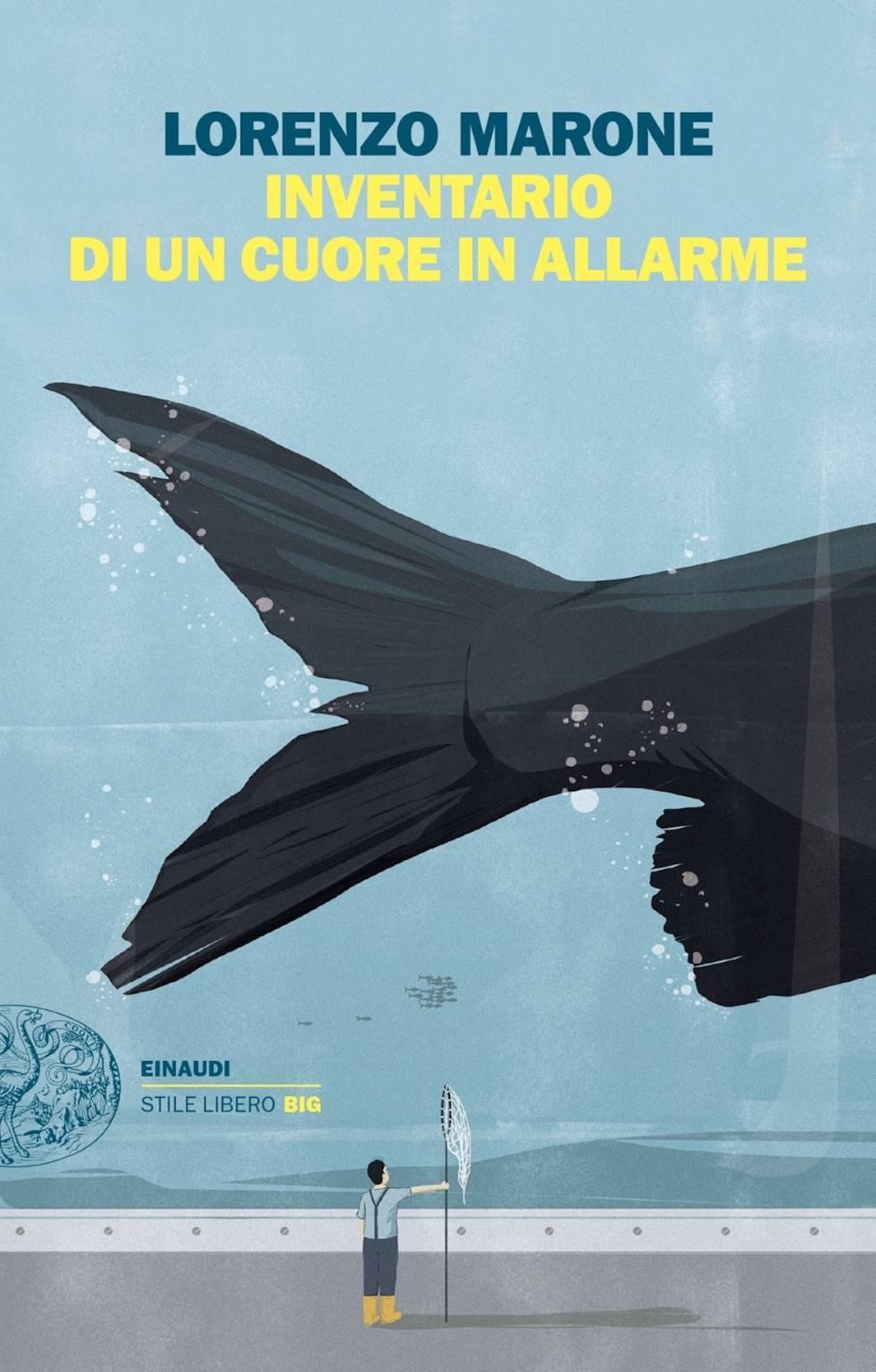 """Lorenzo Marone presenta """"Inventario di un cuore in allarme"""""""