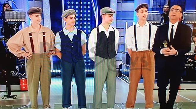 quartetto gemelli milano