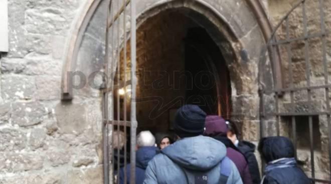 Ravello, visita ad Assisi per rendere omaggio a Bonaventura Mansi