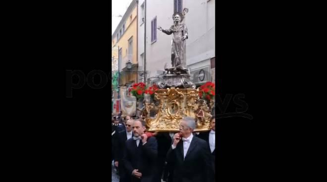 sant'antonino processione diretta