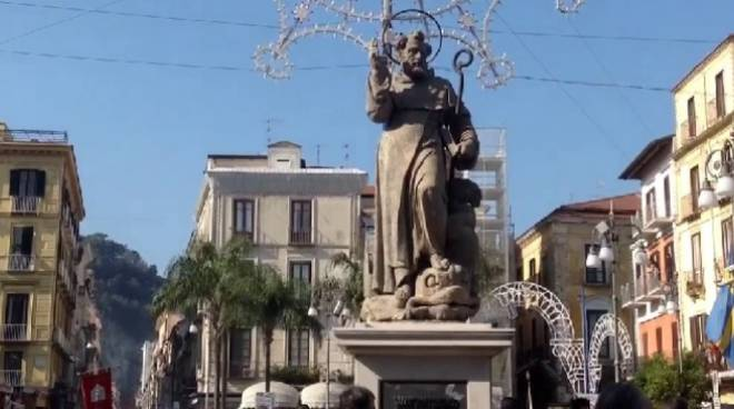 Sorrento festeggia S.Antonino