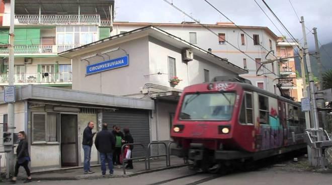 stazione via nocera castellammare
