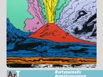 2-Museo di Capodimonte_Andy Warhol_Vesuvius di .L.Romano Art you ready