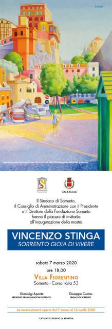 """A Villa Fiorentino la mostra """"Sorrento - Gioia di vivere"""""""