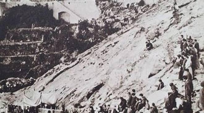 alluvione vettica di amalfi 1924