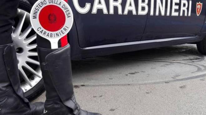 carabinieri ad Ischia
