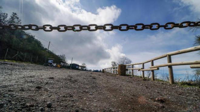Anche il Parco del Vesuvio resterà chiuso