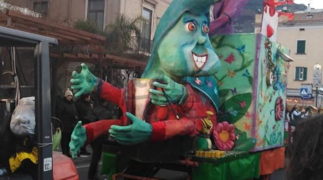Carnevale a Maiori