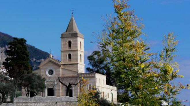 chiesa montepertuso positano