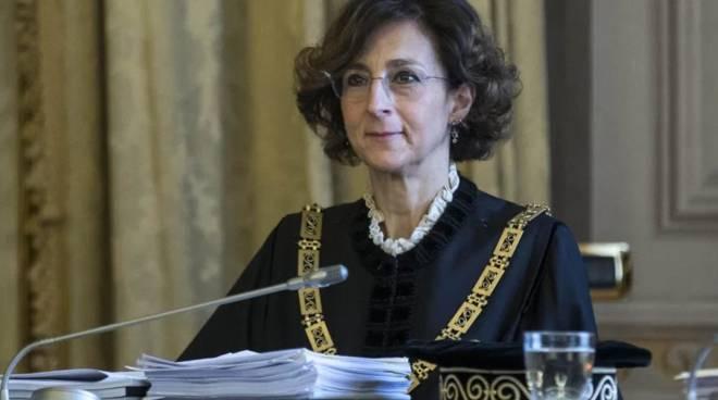Coronavirus. Positiva la Presidente della Corte Costituzionale Cartabia