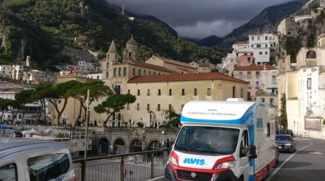 donazioni sangue amalfi