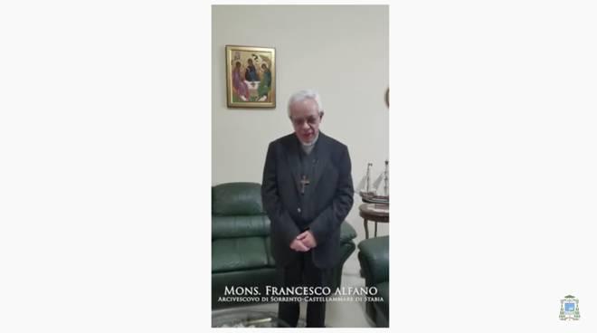 Giornalisti. L'Ordine della Campania ringrazia l'arcivescovo Francesco Alfano per il suo messaggio