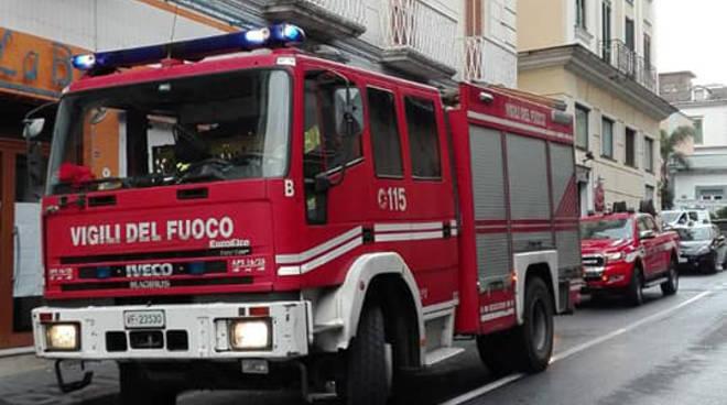 Incendio Vico