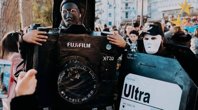 maiori maschera più bella e social gran carnevale 2020