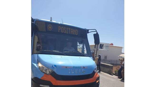 mobility amalfi coast