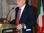 Nicola Squitieri dal podio