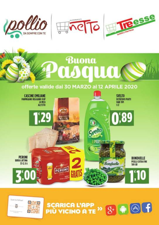 offerte pasqua supermercati