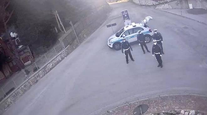 polizia municipale tramonti