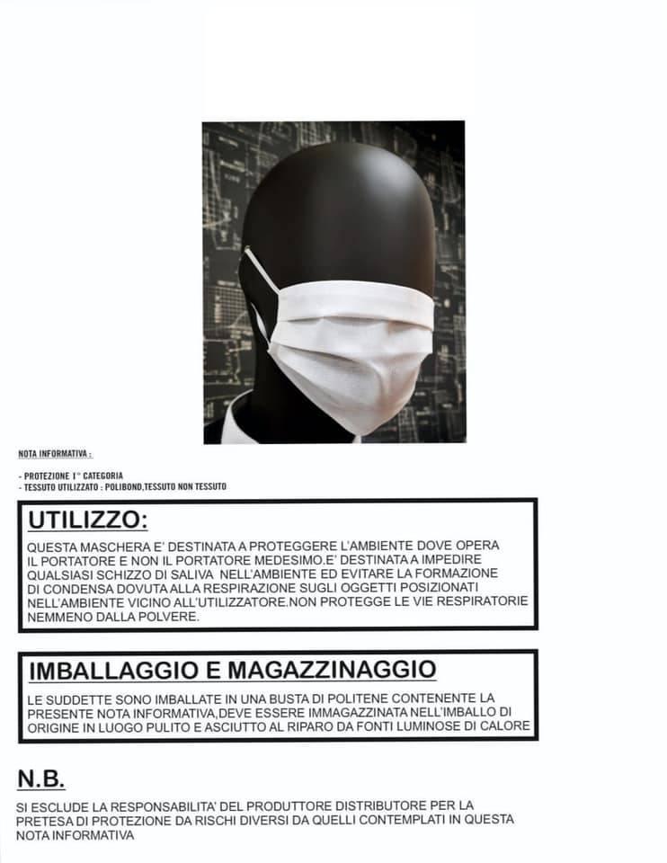 Tramonti. Emergenza Coronavirus: distribuzione di mascherine per i cittadini