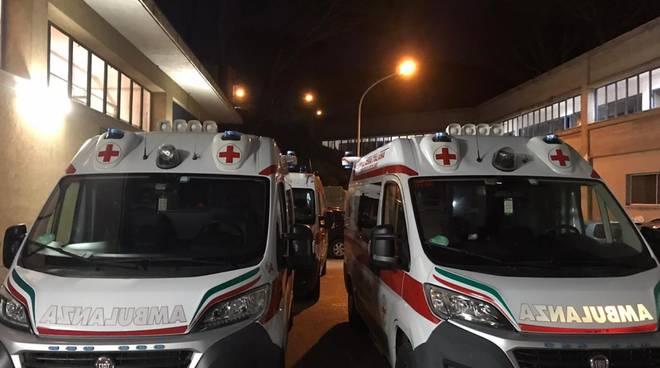 Ambulanze 118 Croce Rossa