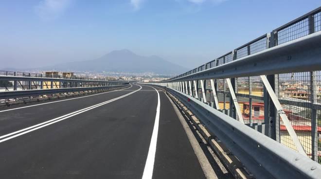 """Campania, ANAS: conclusi i lavori di sostituzione dei giunti di dilatazione del viadotto San Marco sulla SS145 """"S"""