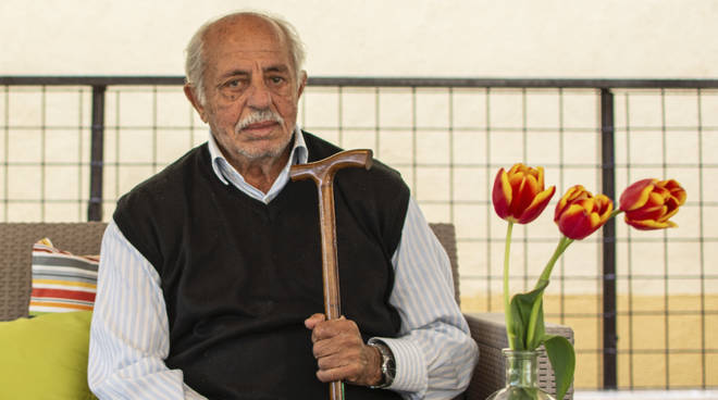 Addio Carmelo Serva,  grande industriale e ristoratore doc presso il suo notissimo ristorante Da Carmelo.