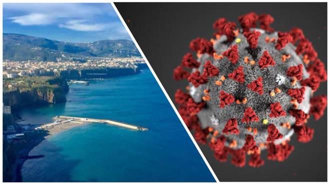 coronavirus penisola sorrentina