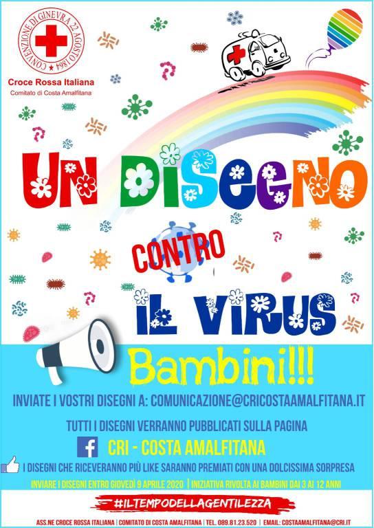 """Costiera Amalfitana. Emergenza Coronavirus: """"Un Disegno Contro il Virus"""""""