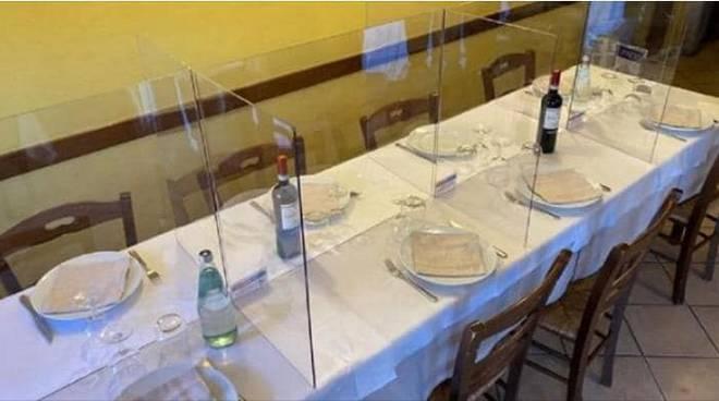 covid plexiglas bar e ristoranti gagliano