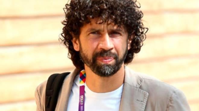 Damiano Tommasi, presidente dell'Associazione Calciatori - <Tornera' tuto come prima>