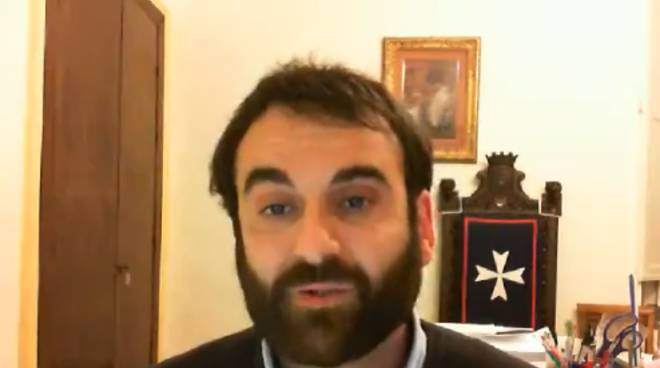 Daniele Milano sindaco Amalfi