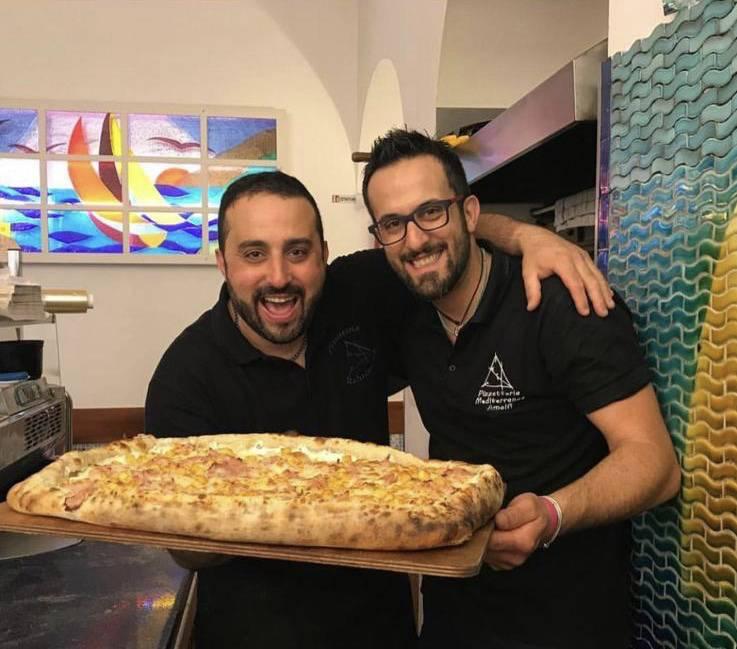 Gambardella Pizza Positano