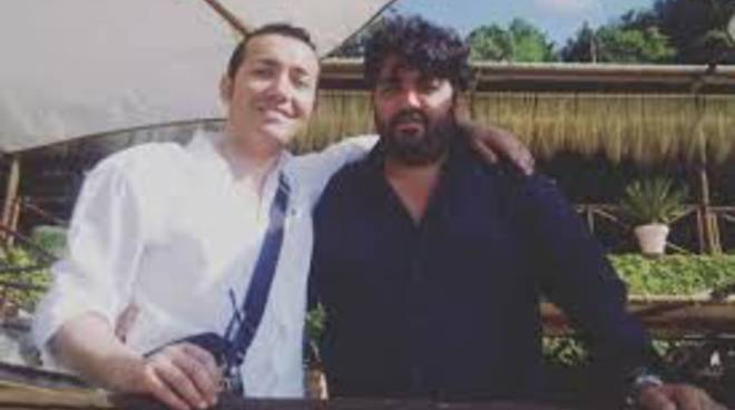 Gino Sorbillo con Cannavacciuolo