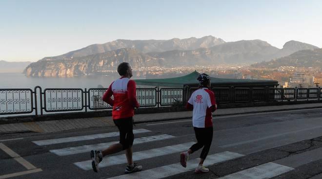 jogging penisola sorrentina