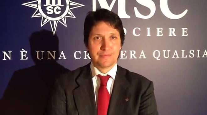 MSC pronta a ripartire, parla il country Manger per l'Italia Leonardo Massa
