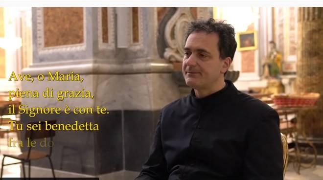 Pasquale Irolla parroco Piano di Sorrento