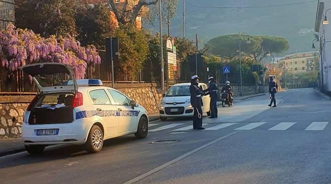 polizia municipale piano