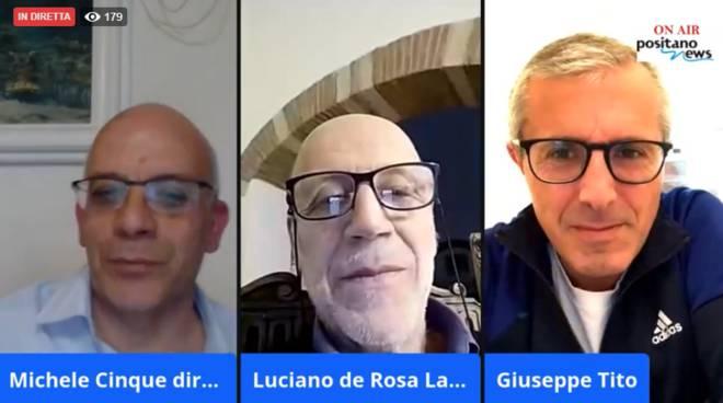 Positanonews TG. Coronavirus e Fase 2 con il Sindaco di Atrani Luciano De Rosa e il Sindaco di Meta Peppe Tito