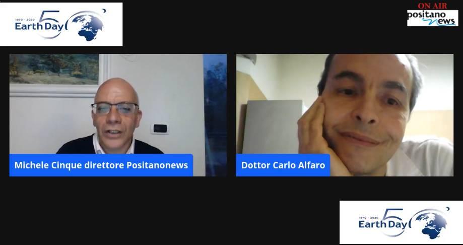 Positanonews TG. In diretta con Giuseppe Rispoli e Carlo Alfaro