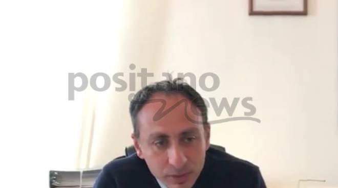 Praiano sindaco informa del Covid