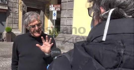 Raffaele Attardi con Gigione Maresca