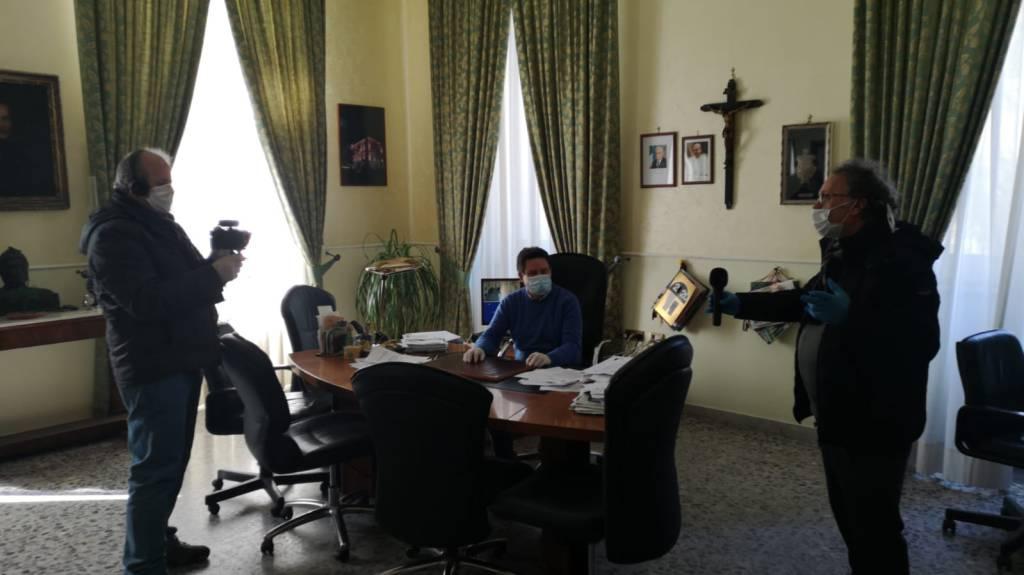 Sant'Agnello. Emergenza Coronavirus: ascoltiamo le parole del sindaco. L'intervista di Positanonews