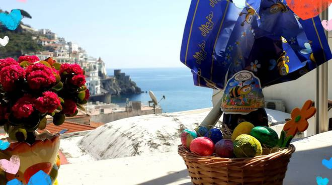 Uova di Pasqua Amalfi