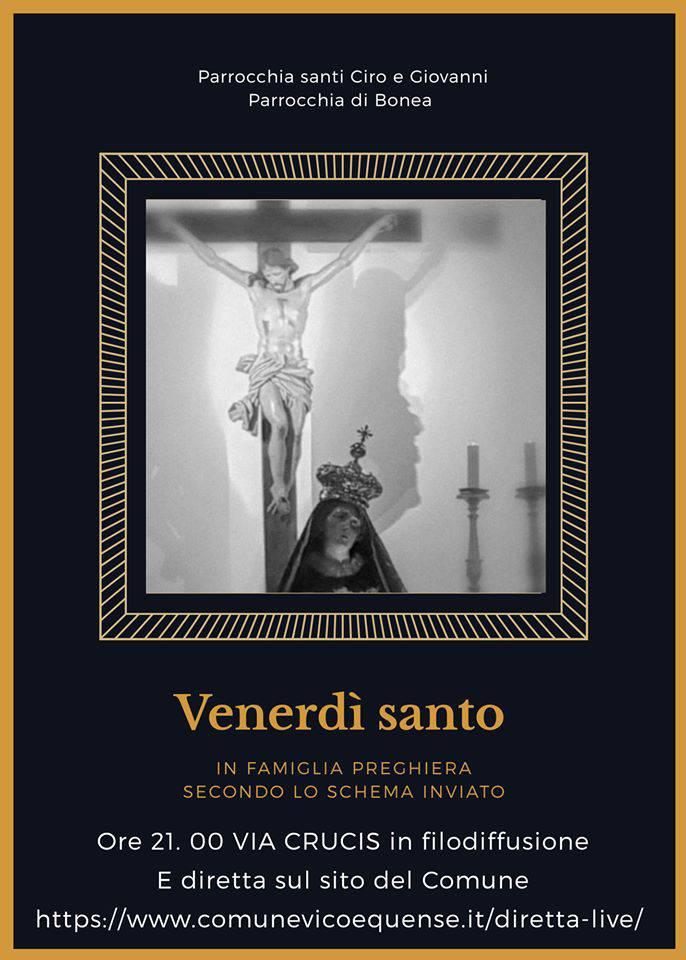 Via Crucis Vico