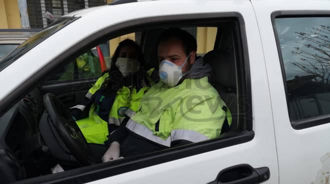 vico equense protezione civile emergenza covid