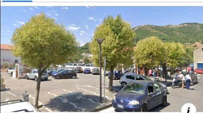 Agerola parcheggio