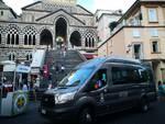 Amalfi, riparte il servizio bus interno in orario pomeridiano