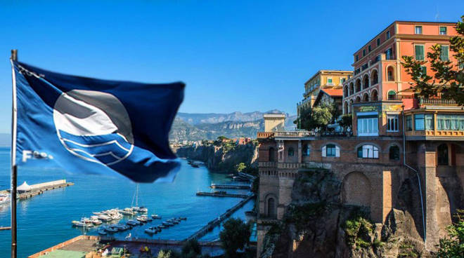 bandiera blu sorrento