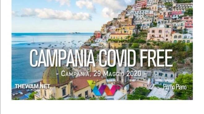 Campania covid free