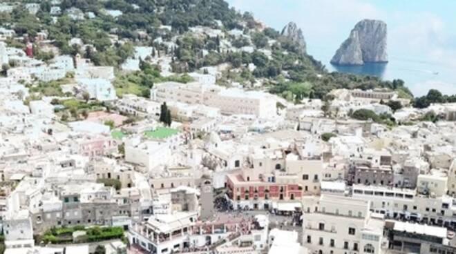 Capri: prime riaperture alberghiere, giugno avvia la ripartenza turistica